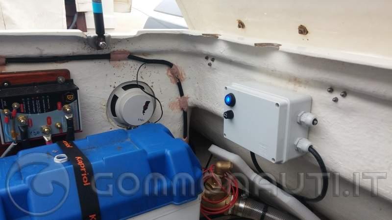 Schema Impianto Elettrico Per Gommone : Impianto elettrico gommone come dove quando