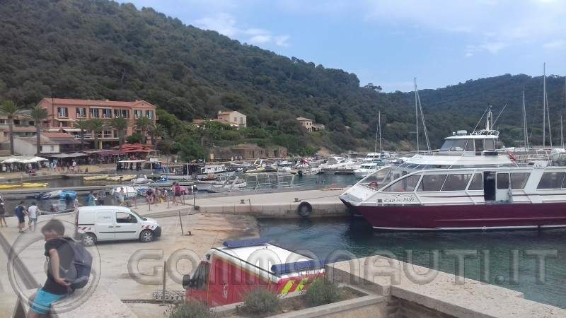 re: Tour estate 2017 dal ponente ligure a Porquerolles.