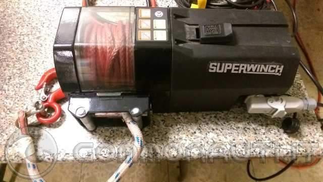 Vendo verricello Superwinch S5000
