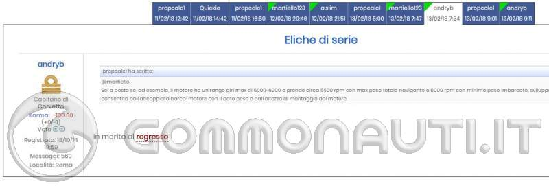 re: Gommonauti.it cambia aspetto... cercasi beta tester