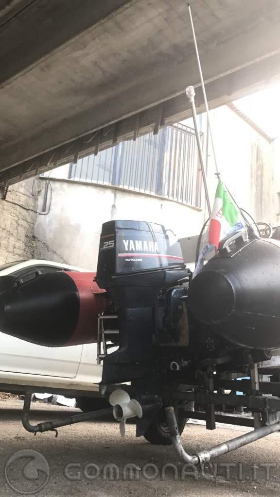 re: bwa 400 vtr  - Yamaha 25j