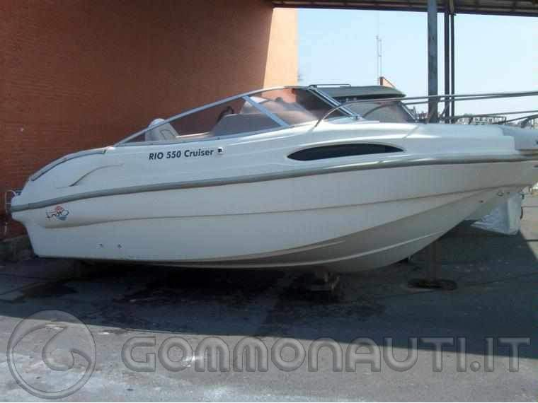 re: rio 550 cruiser opinioni