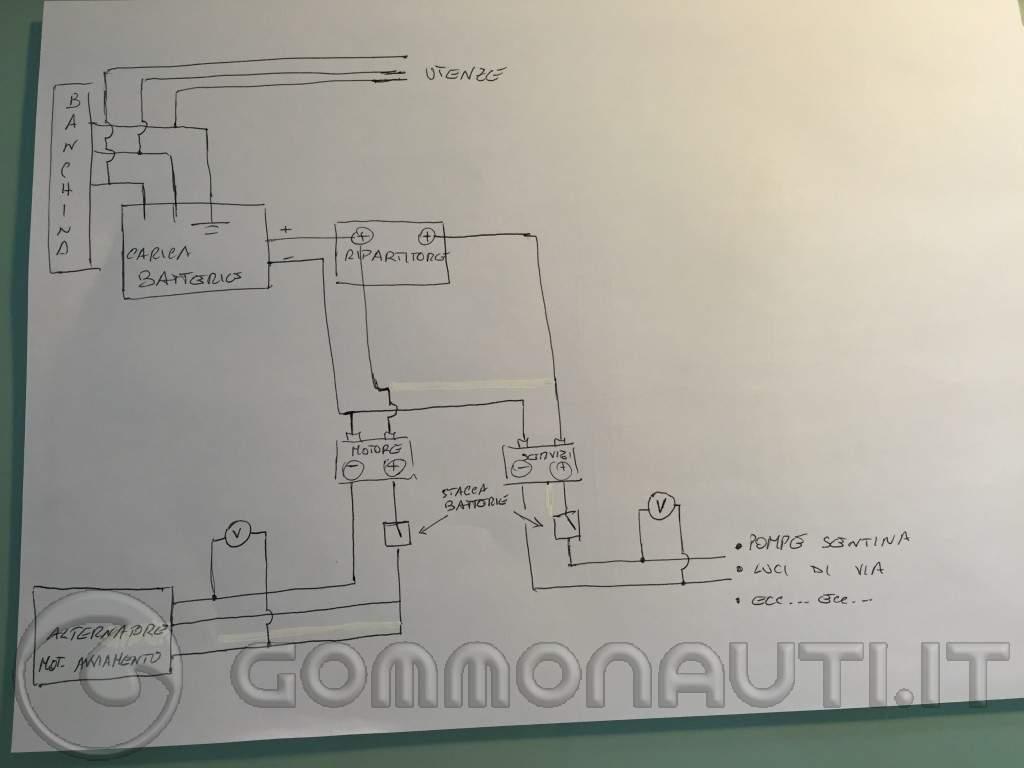 Schema Elettrico Phon : Schema elettrico semplificato