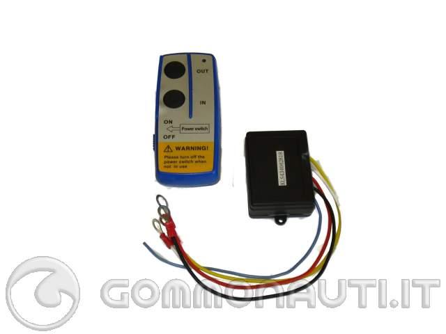 Schema Elettrico Per Verricello : Acquisto kit per controllo wireless verricelli