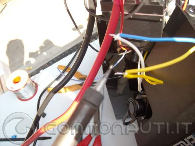 Schema Elettrico Per Verricello : Montaggio wireless sul verricello tutorial per il kit wireless
