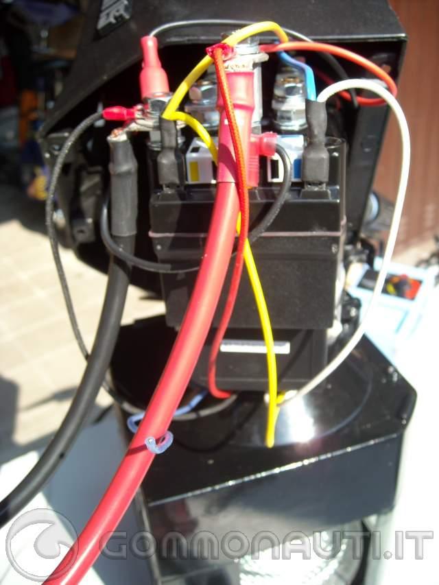 Schema Elettrico Per Verricello : Montaggio wireless sul verricello tutorial per il kit