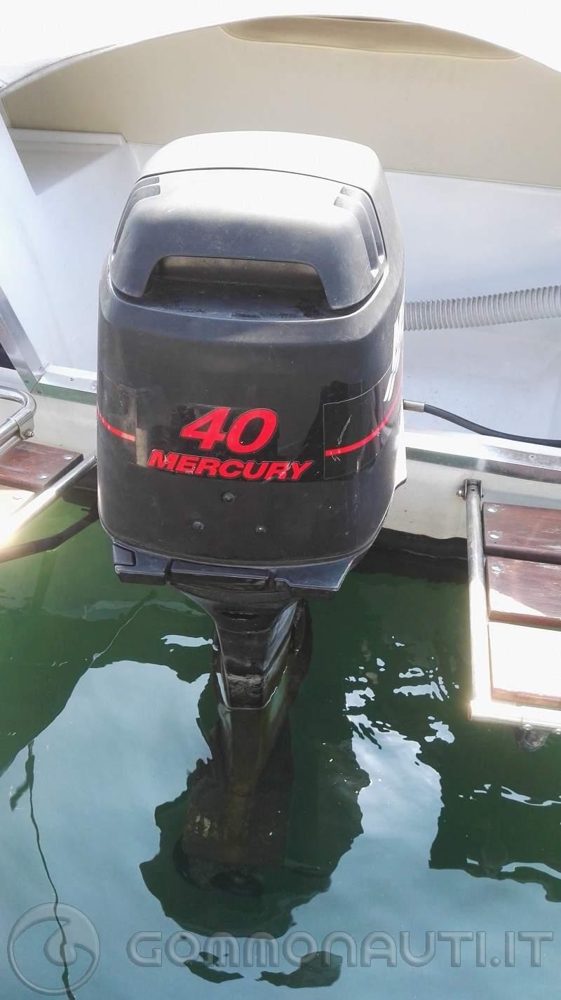 Vendo motore fuoribordo mercury 40hp