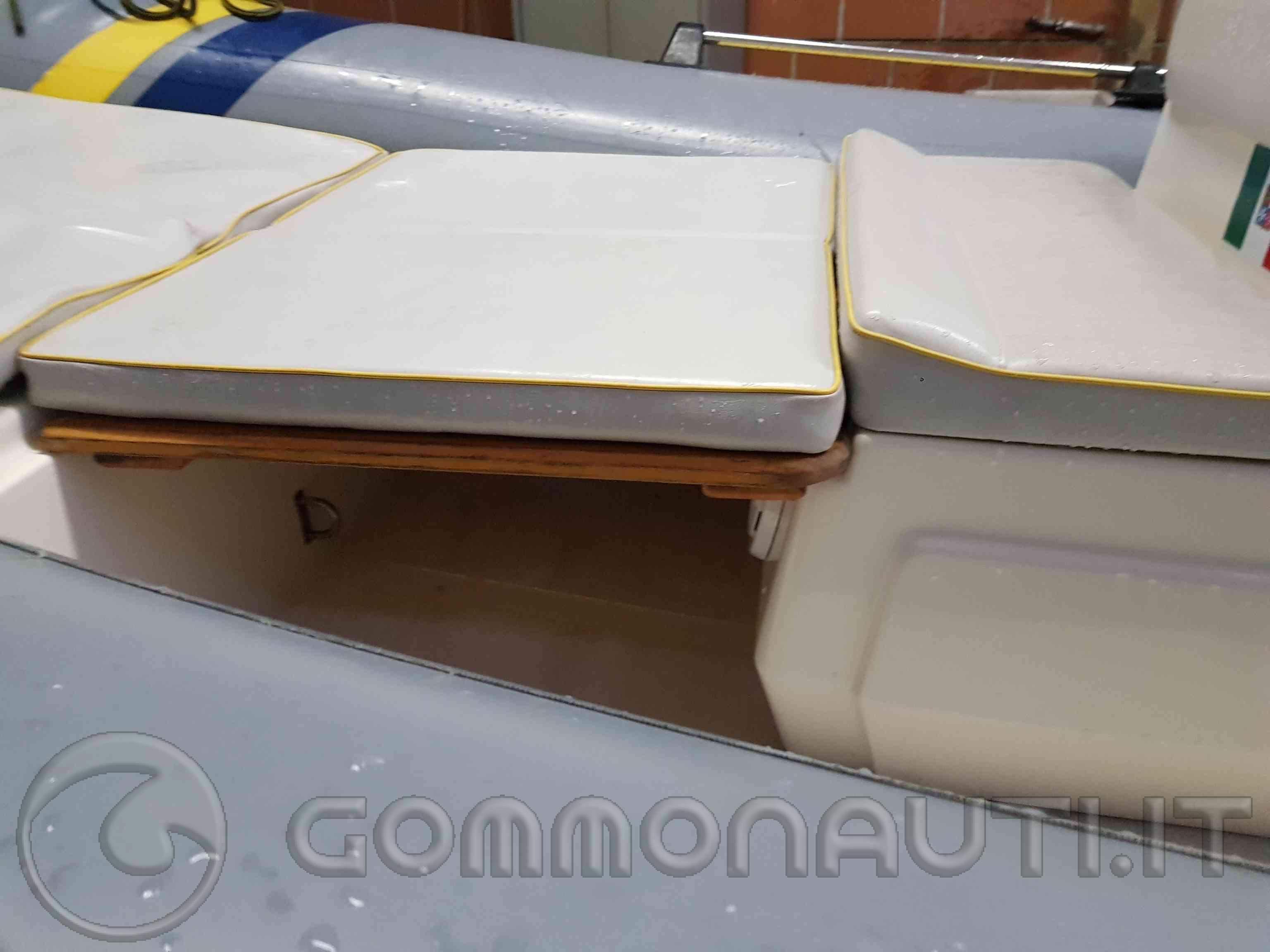 Marlin Boat 4.80 + Carrello No Motore