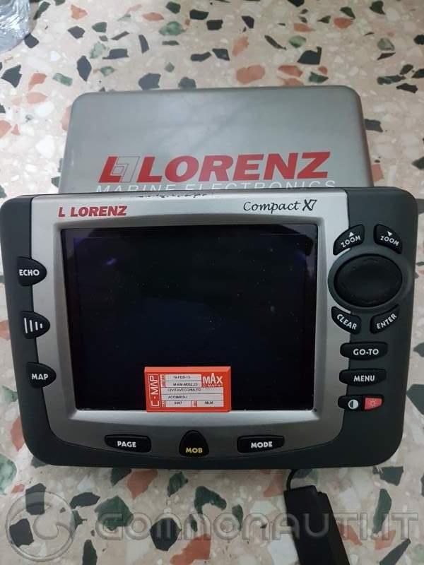 Gps cartografico Lorenz