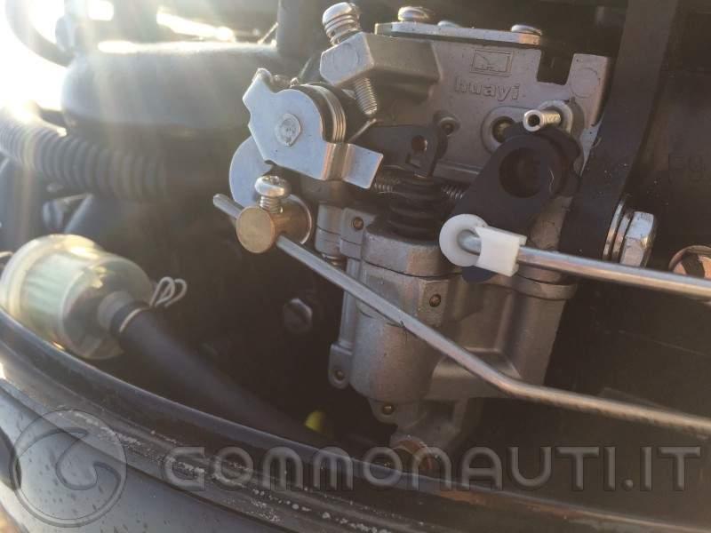 Re motore hidea 9.9