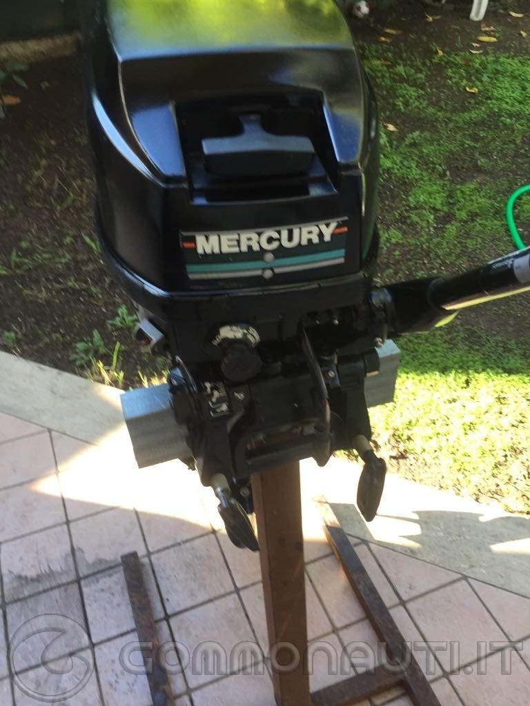 Mercury 15cv 2t 1990