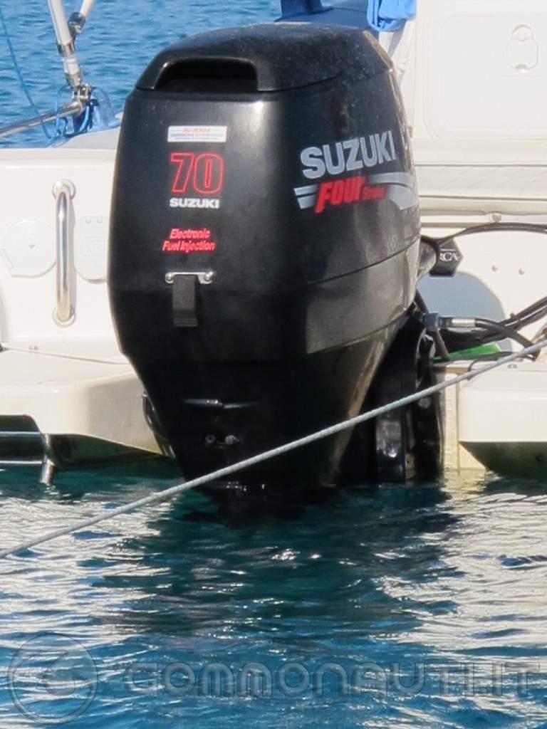 [Marlin 16 Top] con Suzuki 4T DF70 e Carrello LNB720