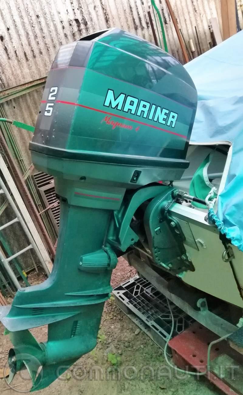 Vendo Motore fuoribordo Mariner 40CV