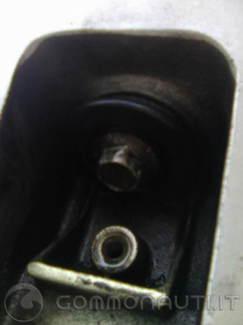 Nero Akozon accessori per la sostituzione del tappo olio motore per B16 B18 B20 K20 K24 BK Tappo olio