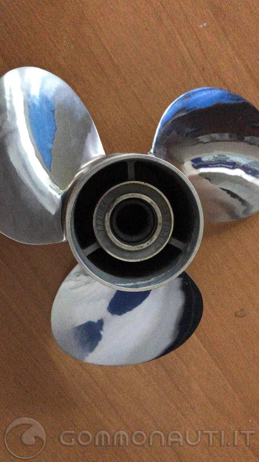 elica acciaio inox