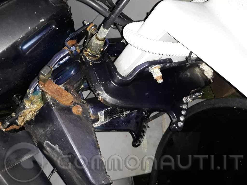 dubbio power trim per top 700
