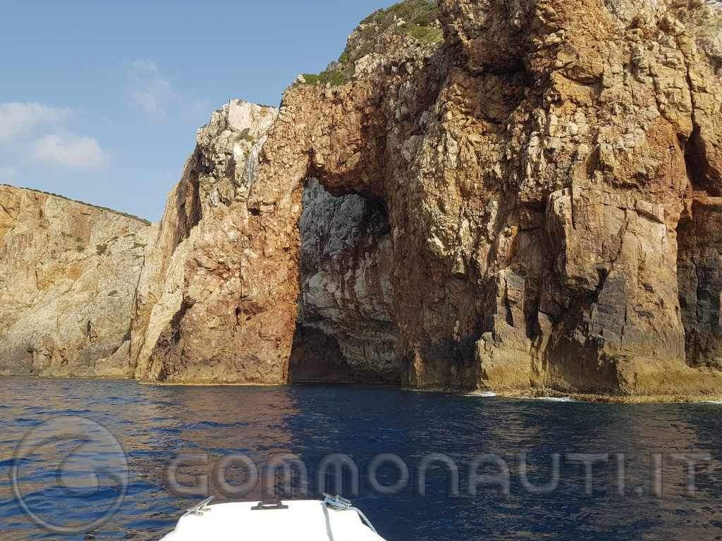 re: Buggerru costa sud ovest della sardegna Agosto 2019