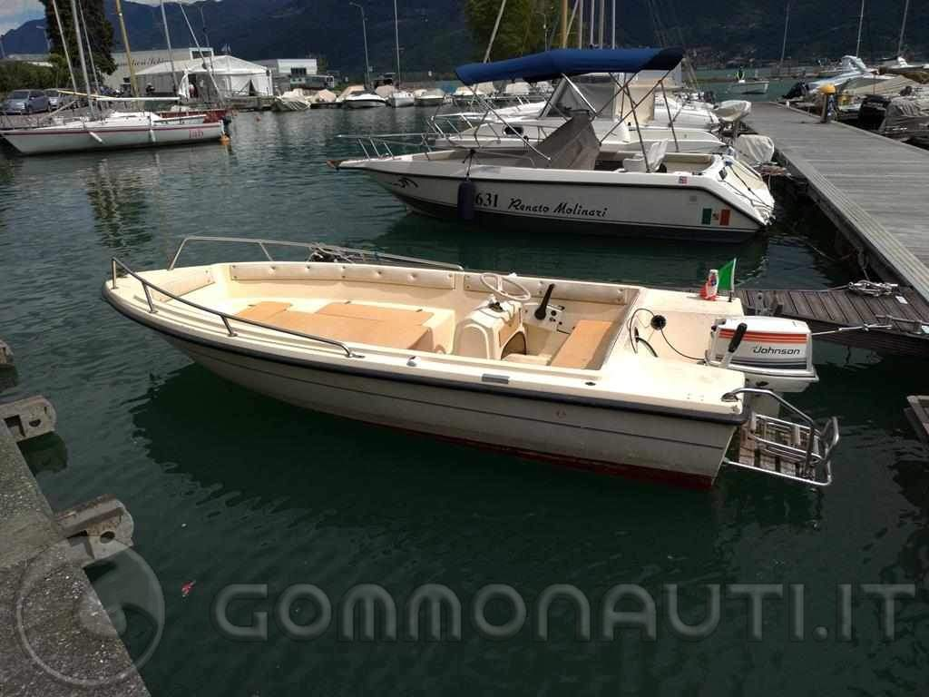 Vendo Conero Delfino Open, Johnson 25 cv
