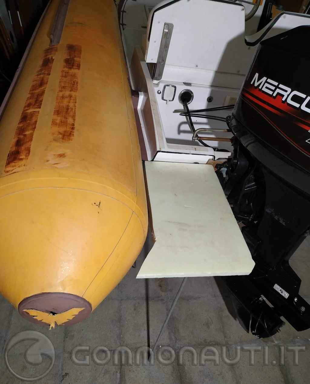 Restiling BAT 9 Falcon