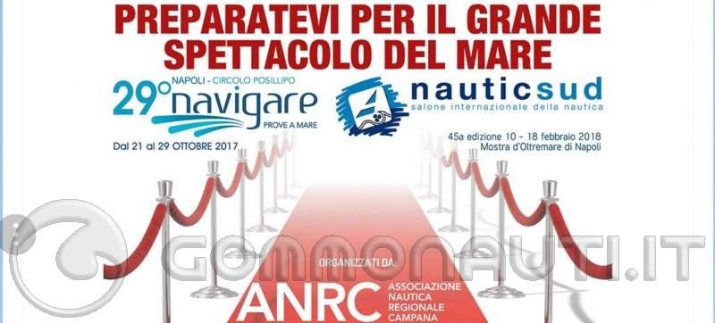 29° Navigare - Napoli 21-29 0ttobre 2017