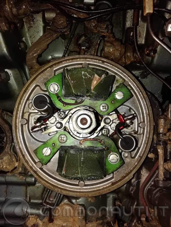 re: [Evinrude 9.5 del 1968]  rimetterlo in funzione