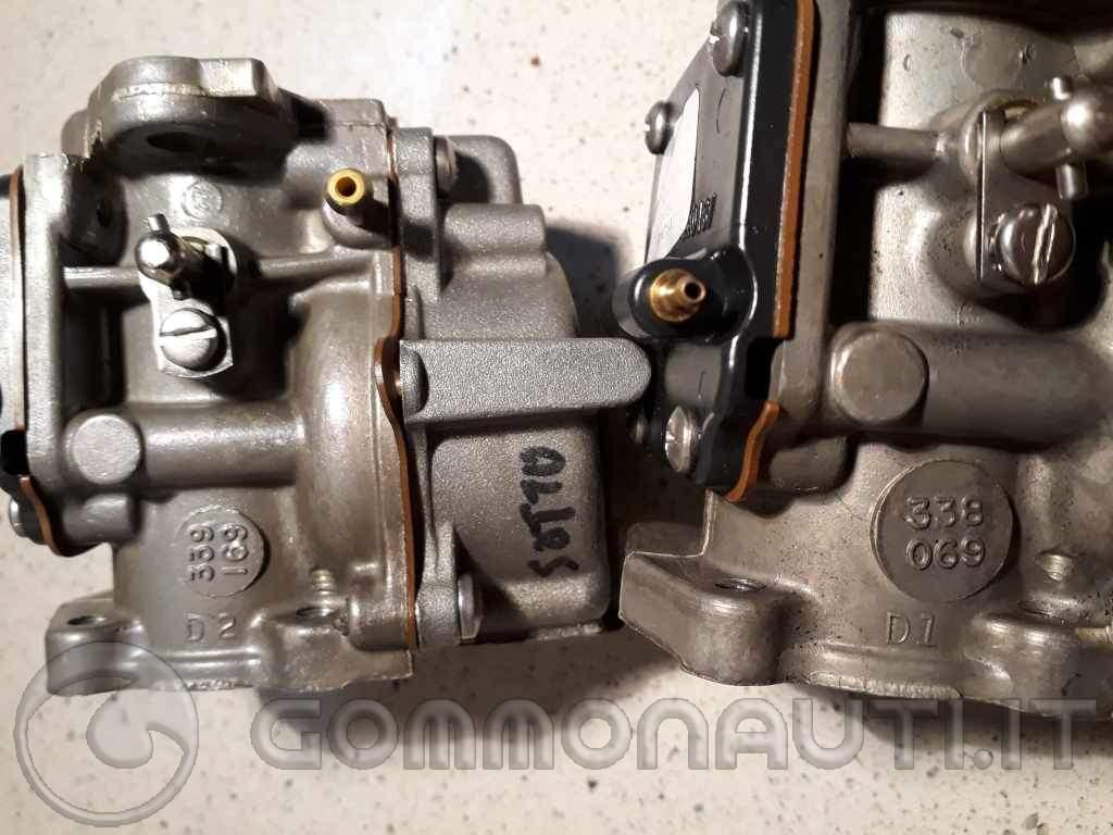 re: Carburatori diversi su johnson 40 cv 737