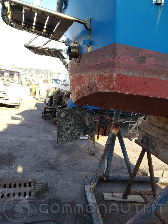 re: Installazione trasduttore di poppa su imbarcazione con entrobordo
