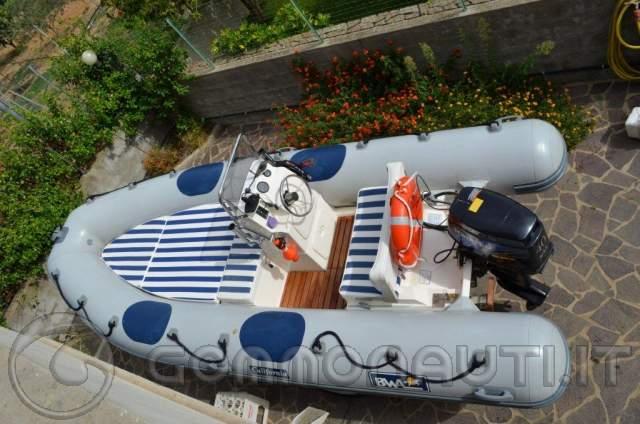 Arganello elettrico SUPERWINCH per alaggio imbarcazioni, tender