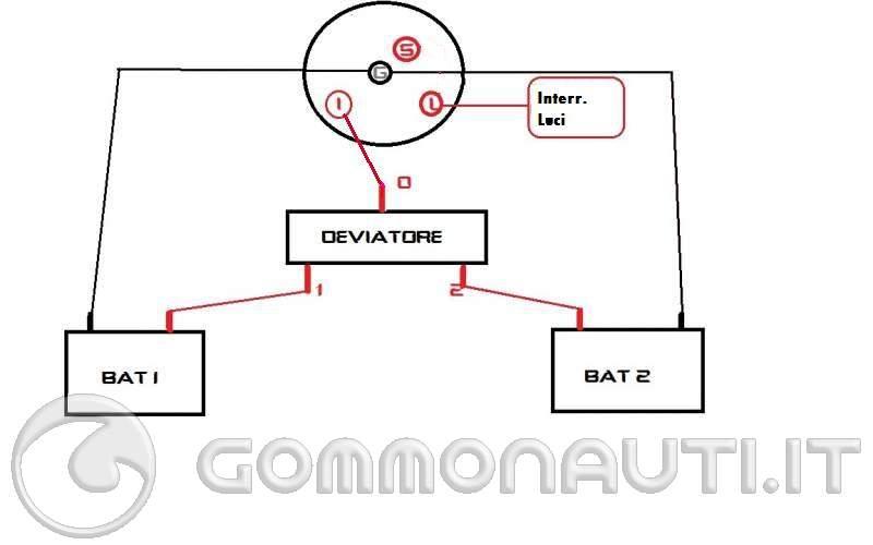 Schema Elettrico Voltmetro Per Auto : Voltmetro come installarlo pag
