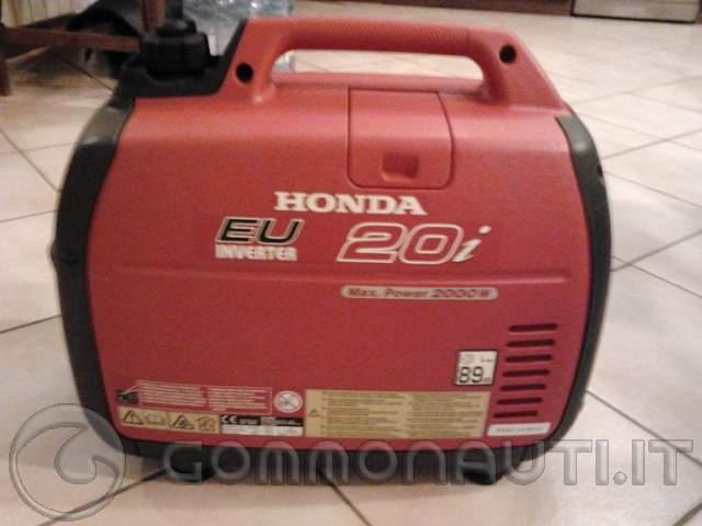 Vendo generatore honda 2 0 i for Gruppo elettrogeno honda usato