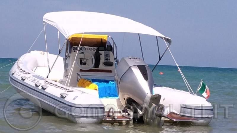 Joker Boat Coaster 650 pck Honda VTec 150