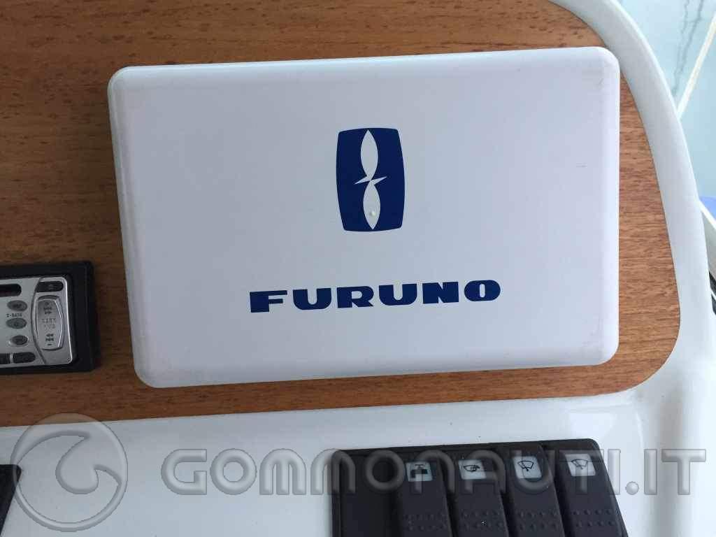 Plotter a colori Furuno 1650WF