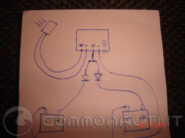 potrei collegare una sorgente di tensione in parallelo