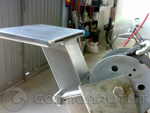 Schema Elettrico Per Verricello : Fermaprua e piastra inox per verricello elettrico