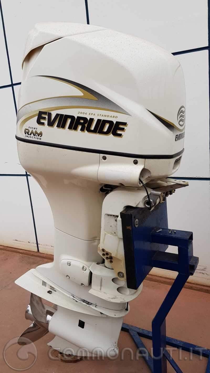 Fuoribordo Evinrude D.I. 175 XL [Barletta]