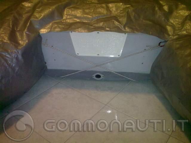 240//300 cm TELO IMPERMEABILE COPRIBARCA GOMMONE TENDER MIS