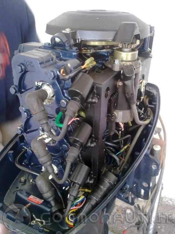 Motore fuoribordo Yamaha top 700 25/50