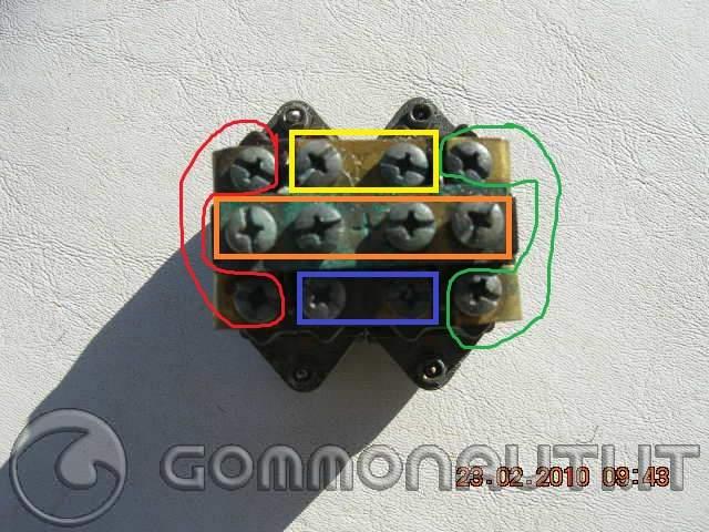 Schema Elettrico Elettrovalvola : Schema montaggio elettrico flap qualcuno lo ha disponibile