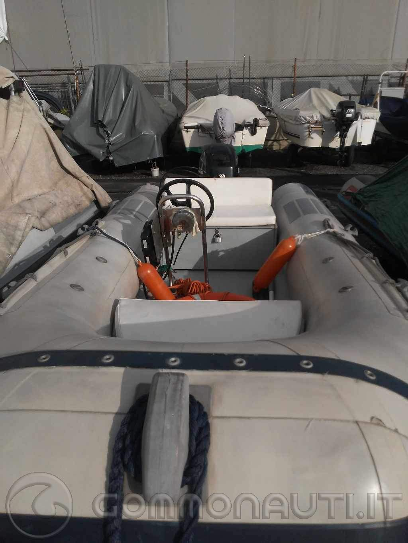vendo joker boat 420 + Mercury 25 4t