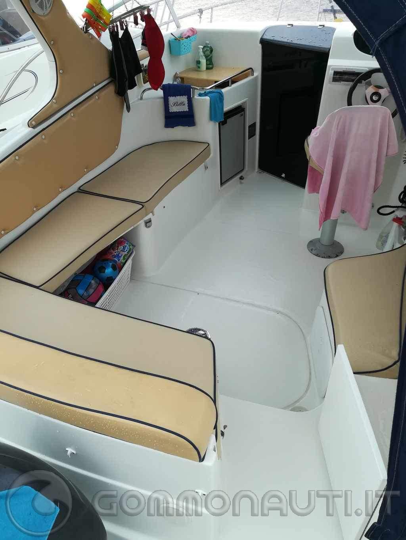 Saver 650 Sport Cabin