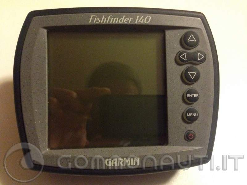 VENDO GARMIN FISHFINDER 140