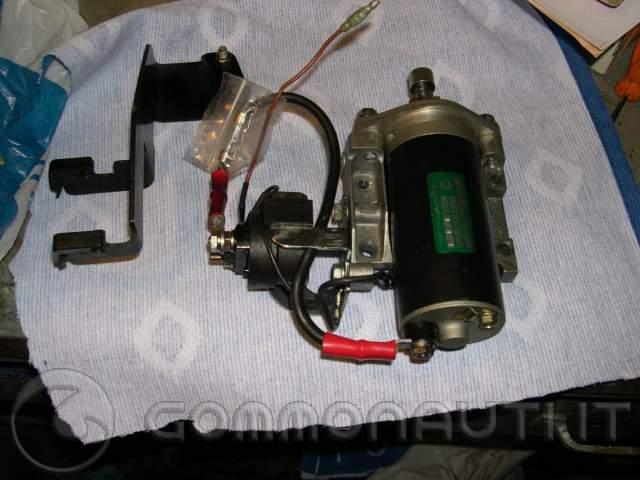 Schema Elettrico Yamaha Autolube : Kit avviamento elettrico fuoribordo yamaha