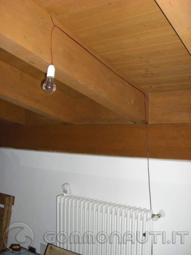 Impianto elettrico esterno casa pag 2 - Colori dei fili impianto elettrico casa ...