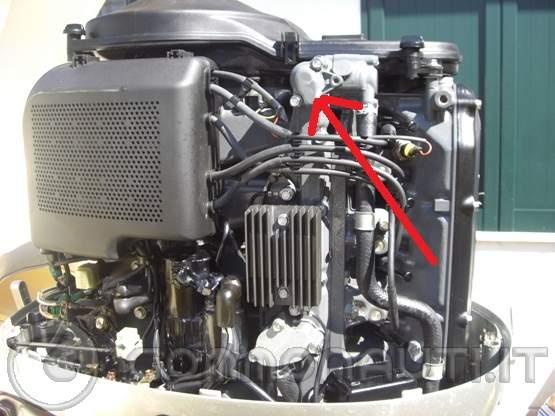 Suzuki Df Oil Filter