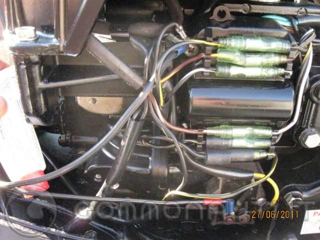 Schema Elettrico Yamaha Wr : Schema elettrico fuoribordo yamaha fare di una mosca