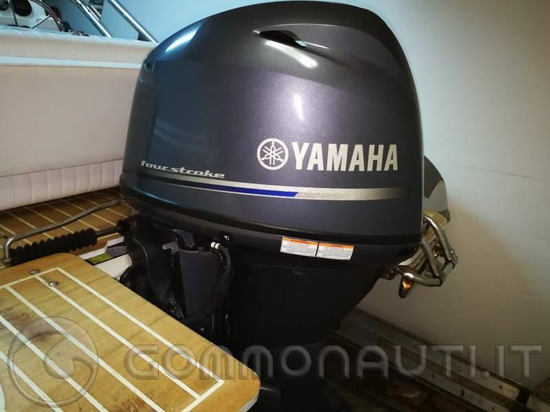 Vendo yamaha 40/70 getl
