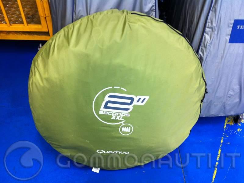 La nuova tenda gonfiabile air seconds di decathlon sportoutdoor