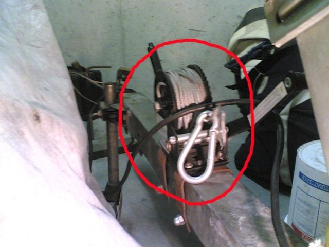 2 argano su carrello olciccio - Portata di un cavo elettrico ...
